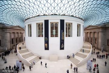 世界首部旅行指南正在大英博物馆展出