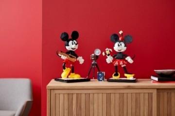 乐高®迪士尼米奇和米妮套装全新上市