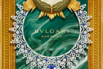 BVLGARI宝格丽Barocko高级珠宝系列