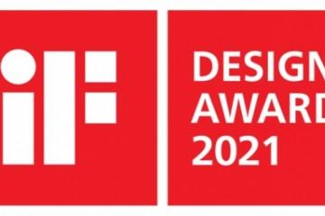 德国iF设计奖主办方代表莅临箭牌大厦,为箭牌卫浴颁奖